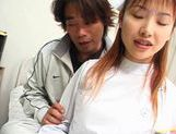 Rina Usui hot dick riding picture 10