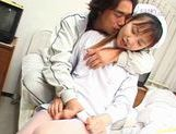 Rina Usui hot dick riding picture 13