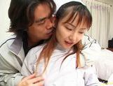Rina Usui hot dick riding picture 15