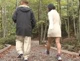 Dirty Japanese wife cheats her hubby with his best friend picture 13