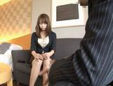 Beautiful Asian secretary is sexy picture 3