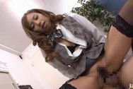 Kotone Amamiya Hot Asian office babejapanese tits, huge tits, sex tits
