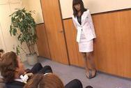 Horny milf Mai Satsuki gets her ass and pussy toyed.huge tits, big tits sex, huge boobs