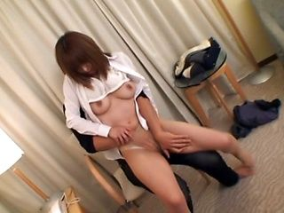 Naughty Office Babe Goes To A Hotel Room To Get Fucked