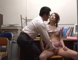 Enticing Japanese AV Model is a nice teen in hardcore fuck