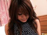 Yuko Uemura Asian babe has a cute shaved pussy picture 14