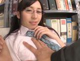 Asian schoolgirl Yuuki Itano gets deep penetrated picture 12