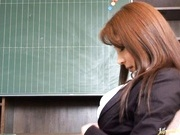 Mei Sawai Lovely Japanese teacher