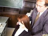 Mei Sawai Japanese sexpot is a teacher picture 3