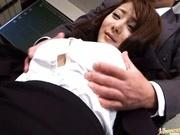 Mei Sawai Japanese sexpot is a teacher