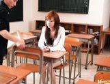 Keito Miyazawa Asian teacher has hard sex