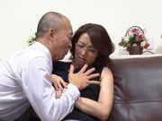 Hot mature Mio Takahashi has amazing big tits
