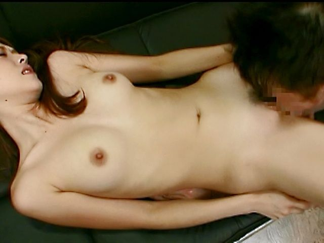 Hot dicking from sexy Japanese model