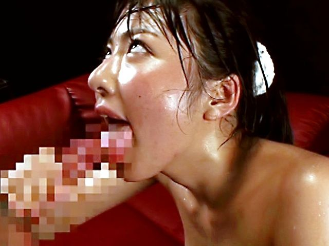 Hottest Japanese blowjob in history