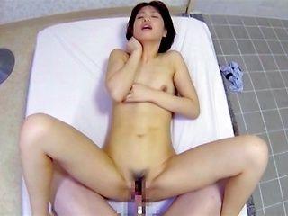 Nanami Kawakami goes wild in pure Asian POV