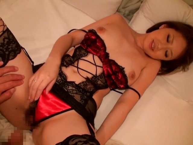 Amazing MILF Mayuka Looks Sexy Getting Fucked In Lingerie