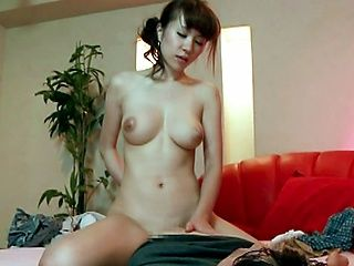 Anju Natsuka hottest dick riding
