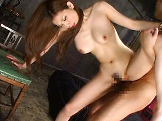 Hot Asian babe Yuna Shiina Asian beauty is fucked from behind