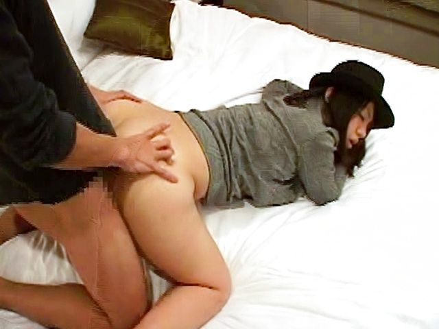 Sexy and stunning Asian fashionista pussy fondled and fucked hard