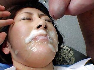 Kanako kimura amazing asian babe fucked hard - 2 part 9