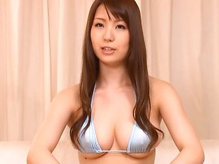 Yuuka Tachibana goes nude and naughty