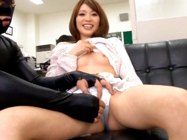 Rina Kato Asian babe in a crazy Japanese sex game