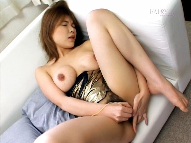 Yukari Kano hot masturbation session