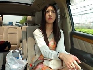 Mika Oosaki Japanese amateur fucks older guy