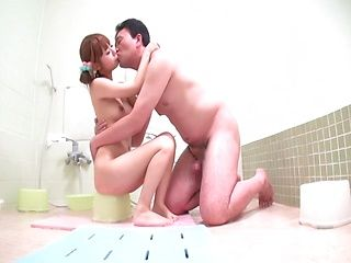 Young petite body fucked hard and fast Mako Higashio