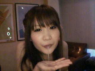 Fuka's Hot Mouth
