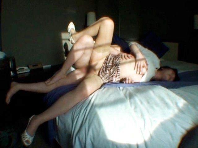 Horny Housewife Rinka Kiriyama's Hairy Pussy Fucked