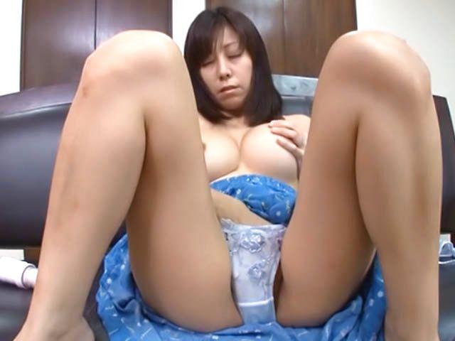 Japanese granny solo