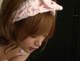 Yuu Namiki cute Asian girl is a sex addict picture 14
