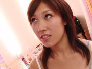 A Quick Blowjob From Tomoka Minami Makes Him Erupt