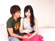 Aino Kishi is a sexy Japanese babe