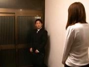 Skilled Yuma Asami Sucks And Strokes Him To Orgasm