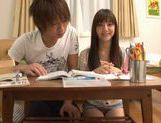 Teen Rei Mizuna Has Her Pussy Vibrated To An Orgasm
