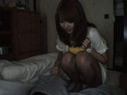 Rion Ogura Asian chick is naughty Japanese Jezebel