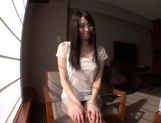 Slightly Shy Haruna Nakayama Keeps Her Clothes On During Sex