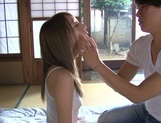 Doggy-style sex makes Marie Shiraishi cum