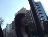 Sakura Ayame's Hairy Teen Twat Fucked Hard From Behind