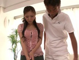 Hardcore Golf Lessons With Yuna Shiina End In Cumshots picture 14