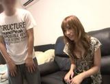 Lucky Stranger Gets To Fuck Suzuka Miura's Tight Pussy