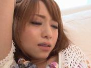 Akiho Yoshizawa enjoys deep penetration
