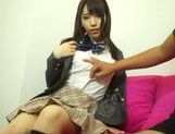 Teen Yume Kanasaki loves to fuck at school picture 13