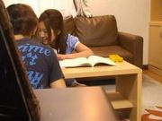 Teenage Asian students gets horny and caught fucking on a voyeur cam