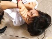 Akira Shiratori Asian babe is horny teacher