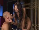 Hot mature chick Reiko Kobayakawa in sexy lingerie and fucking picture 5