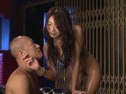 Hot mature chick Reiko Kobayakawa in sexy lingerie and fucking