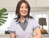 Naughty teen Miho Uemura loves getting teased picture 7